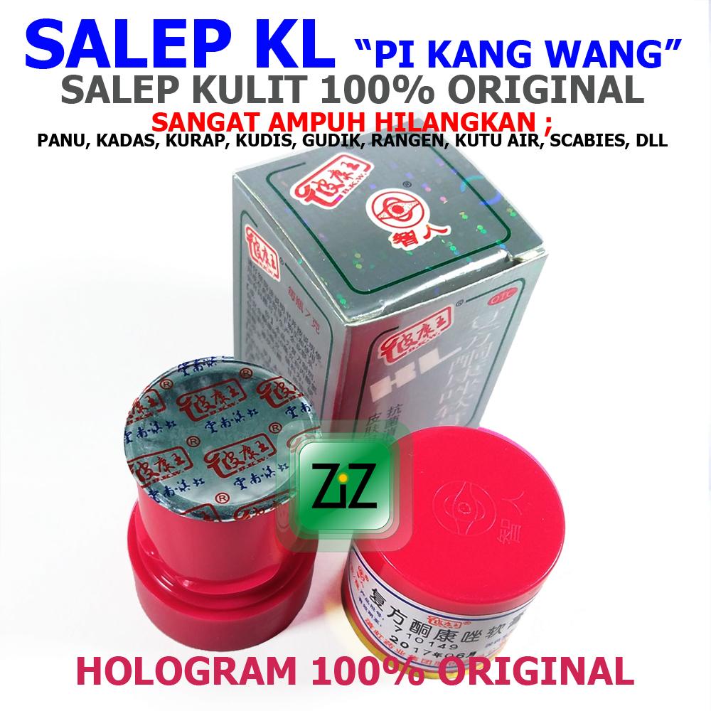 Jual SALEP KL HL Pi Kang Wang Kulit Gatal Panu Kadas Kurap