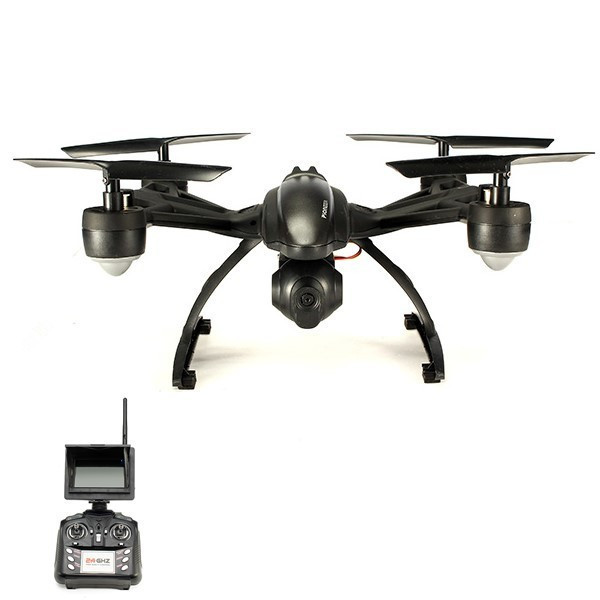 JXD 509G 5.8Ghz FPV 2.0MP HD Camera Drone+Altitude Hold