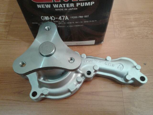 water pump honda jazz jepang