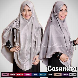 hijab jilbab kerudung khimar CASSANDRA