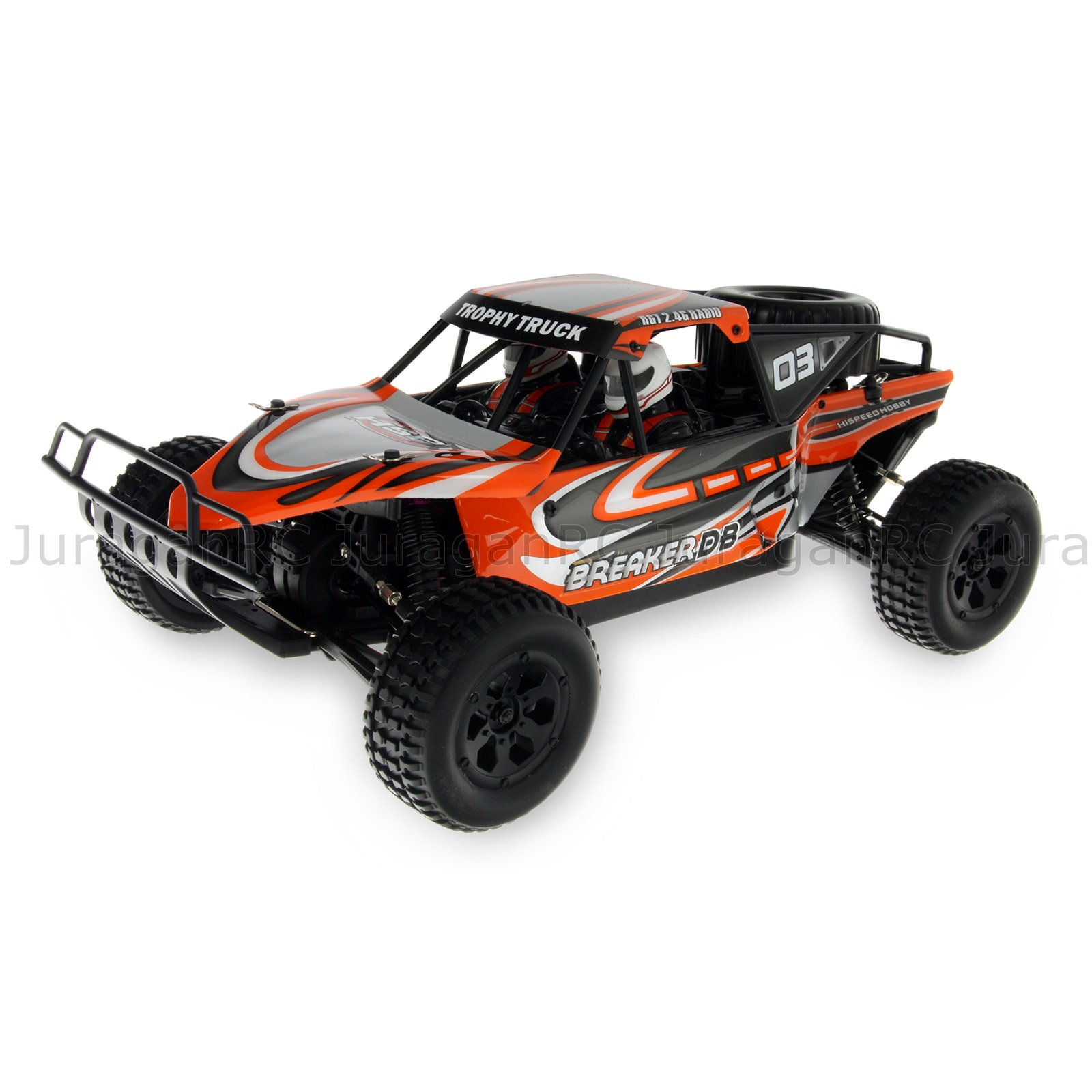 RC Car HSP Trophy Truck 4WD 1/10 - RTR