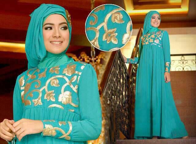 Hijab meska tosca / baju muslim murah / hijab syari / gamis syari