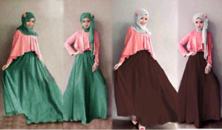 Hijab Lady 4in1