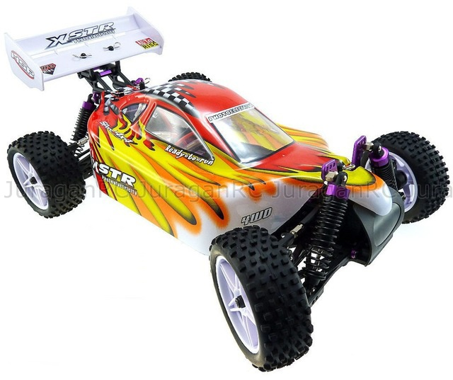 HSP XSTR Buggy 1/10 4WD - RTR