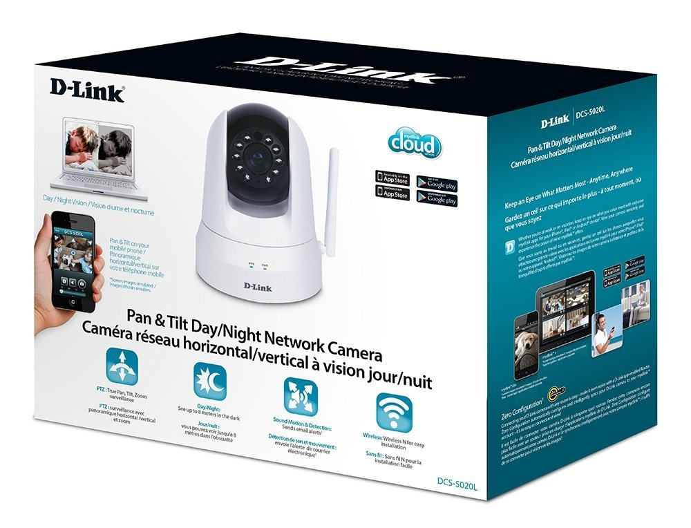 Jual D-Link DCS-...D Link Dcs 5020l Setup