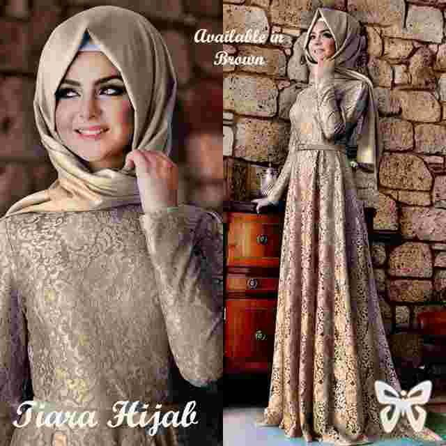 TIARA HIJAB CREAM