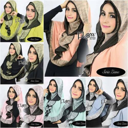 Hijab Siria Ziane ori Flow
