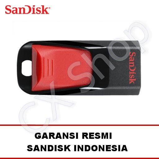 Jual SanDisk Cruzer Edge 8GB CZ51 Flashdisk