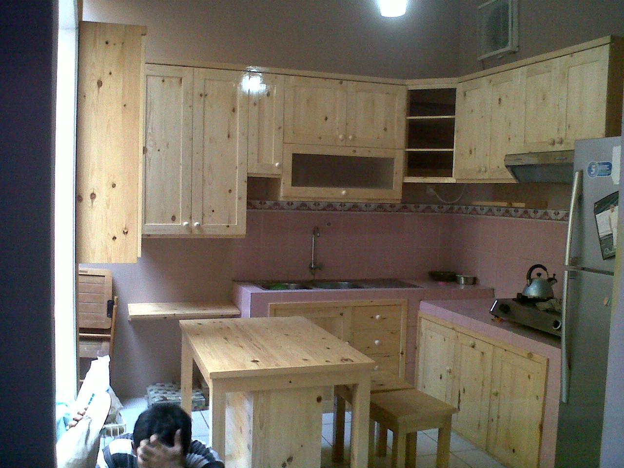 Jual Dinomarketr Pasardinotm Kitchen Set Jati Belanda Kitchen Set