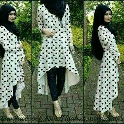 SALE! Reynee Hijab Set (Atasan+rok onde+pasmina+belt )