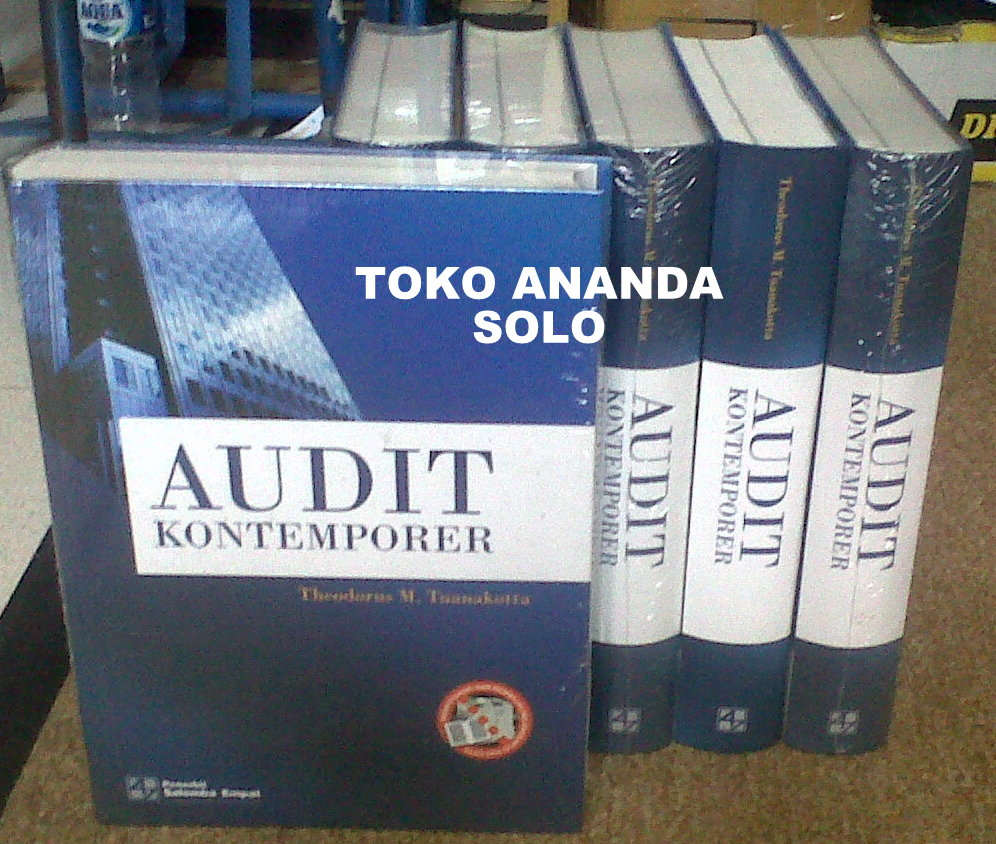 Audit Kontemporer (Hardcover)