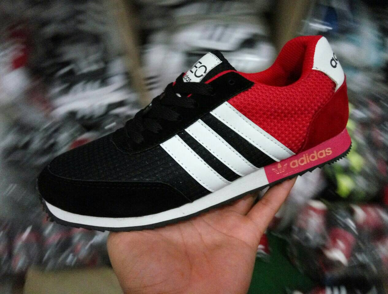 sepatu adidas neo v racer original 05bf12399b