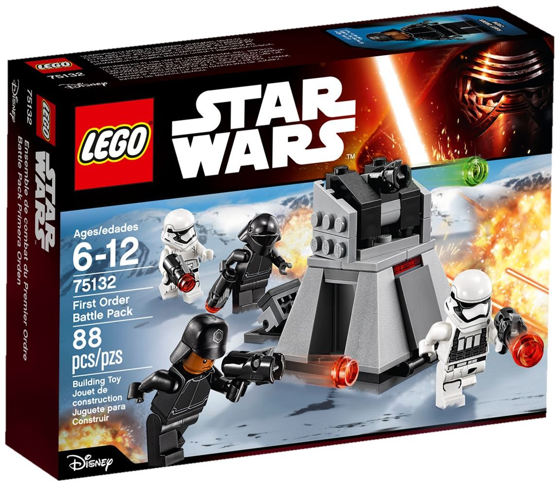 LEGO 75132 - STAR WARS - First Order Battle Pack