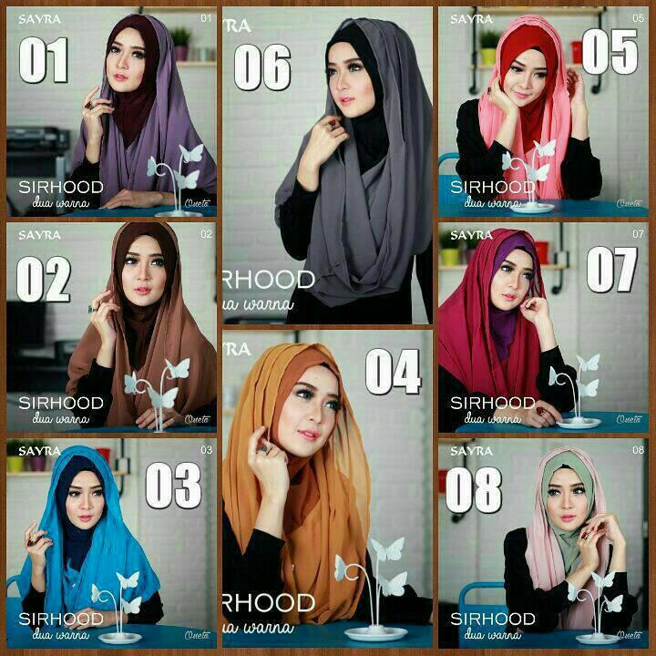 sirhood/ kerudung/ hijab/ jilbab