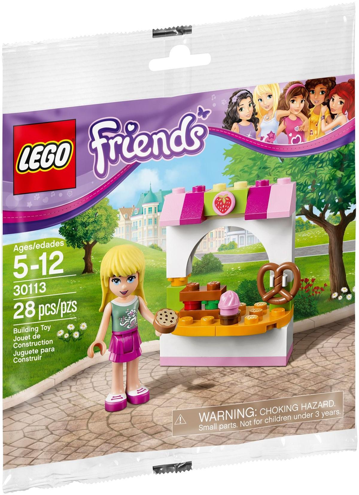 LEGO 30113 - Polybag - Stephanie's Bakery Stand