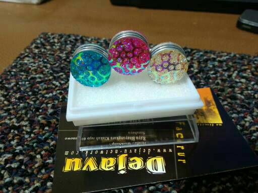 Paket 3's Pin Bross Magnet D18mm Hijab Khimar Murah