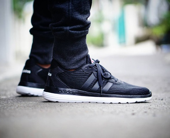 Adidas Neo Cloudfoam Speed Black