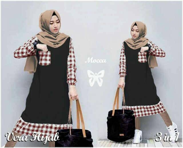 Vera Hijab Mocca