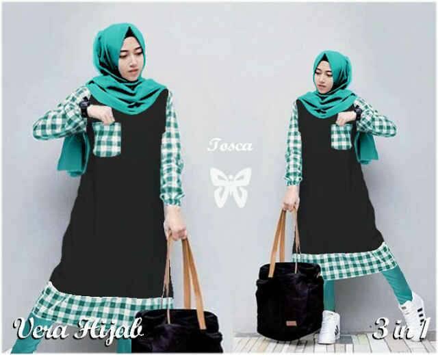 Vera Hijab Toska