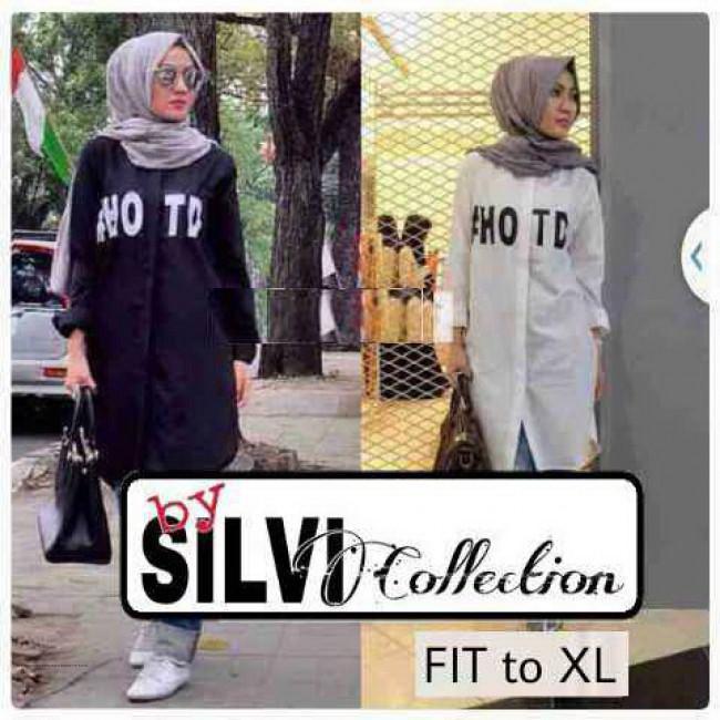 Baju Muslim Muslimah hijab Murah HOTD Tunik