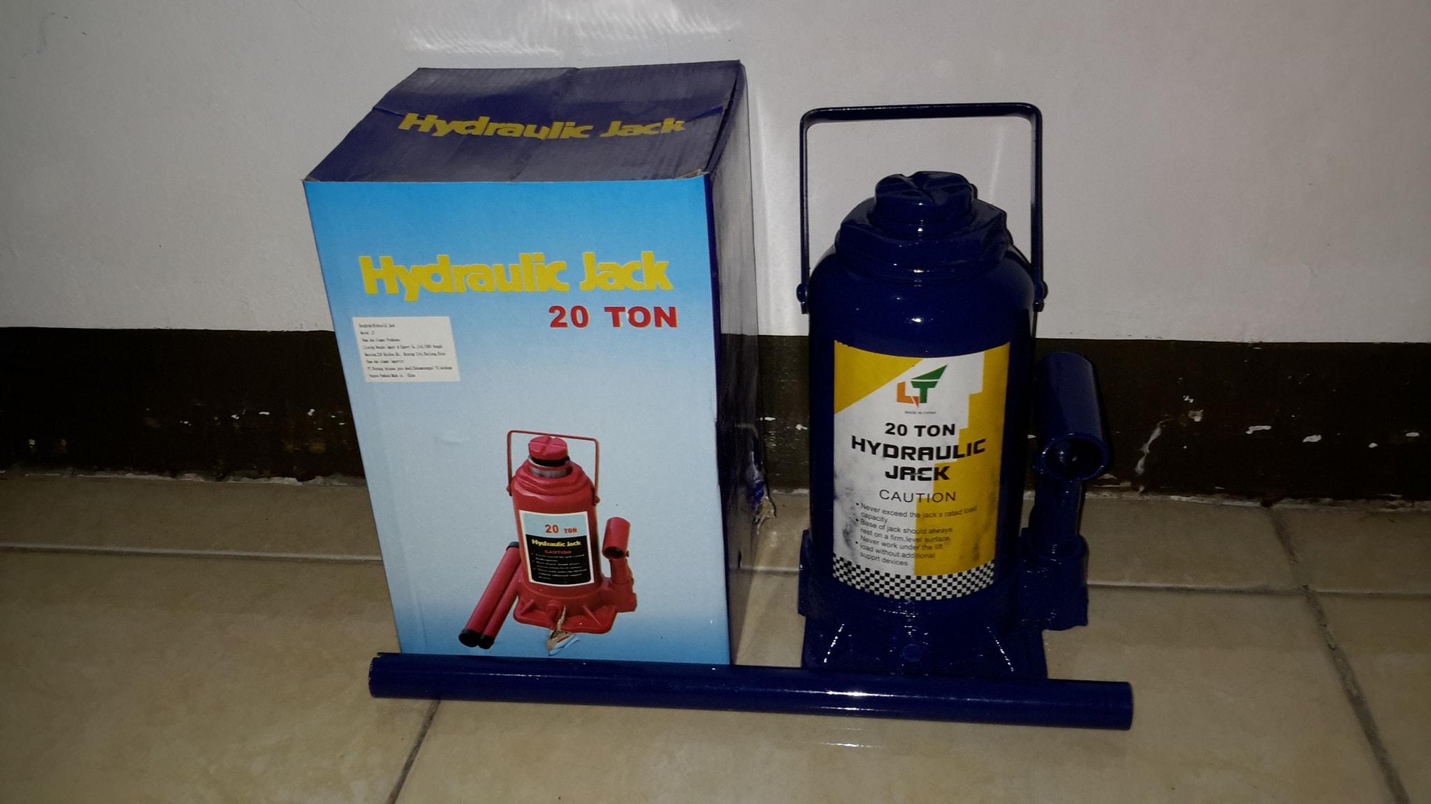 Tekiro Dongkrak Botol 20 Ton Daftar Harga Terlengkap Indonesia 15 Jual