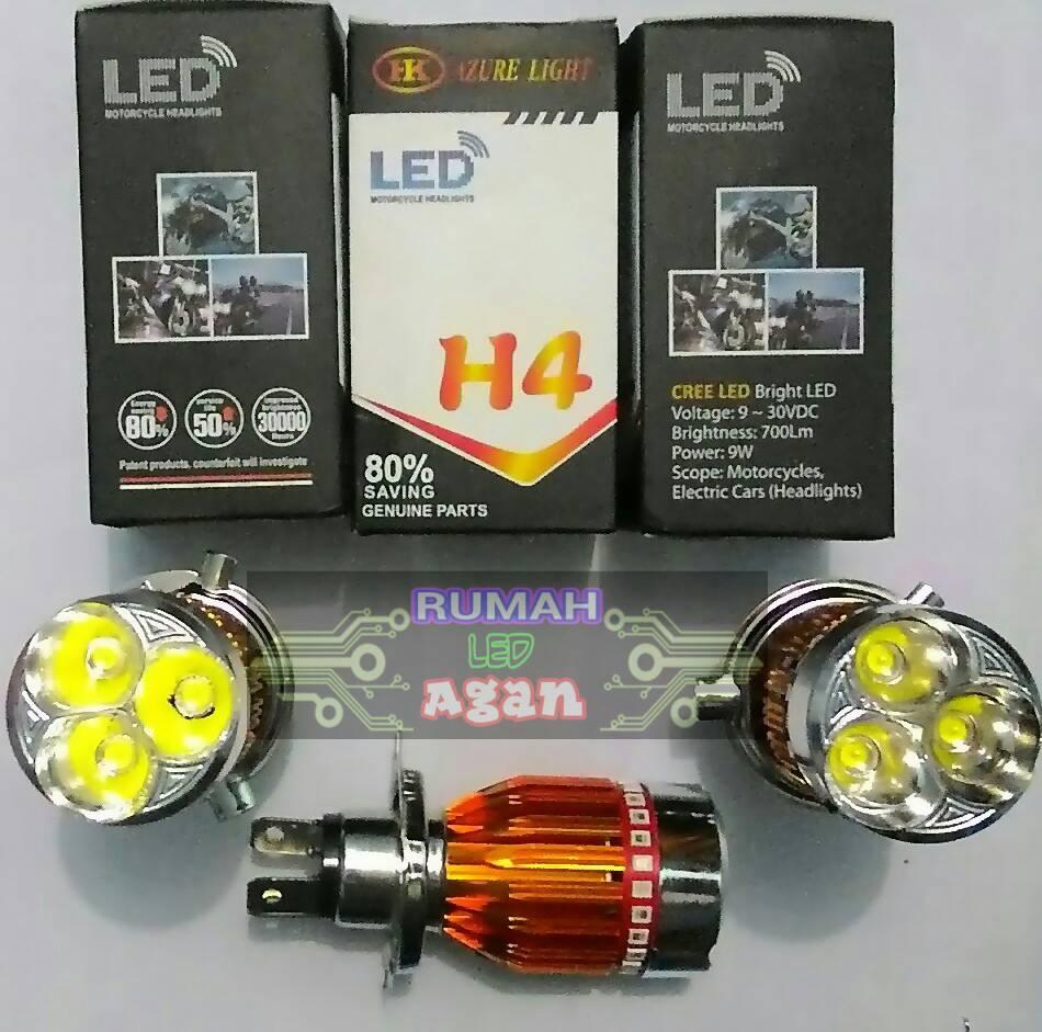 Lampu Led H4 Pnp Yellow - Daftar Harga Terbaru