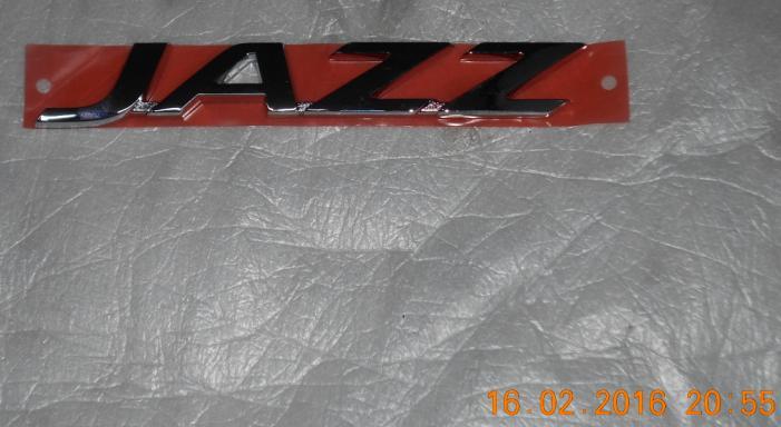 emblem JAZZ