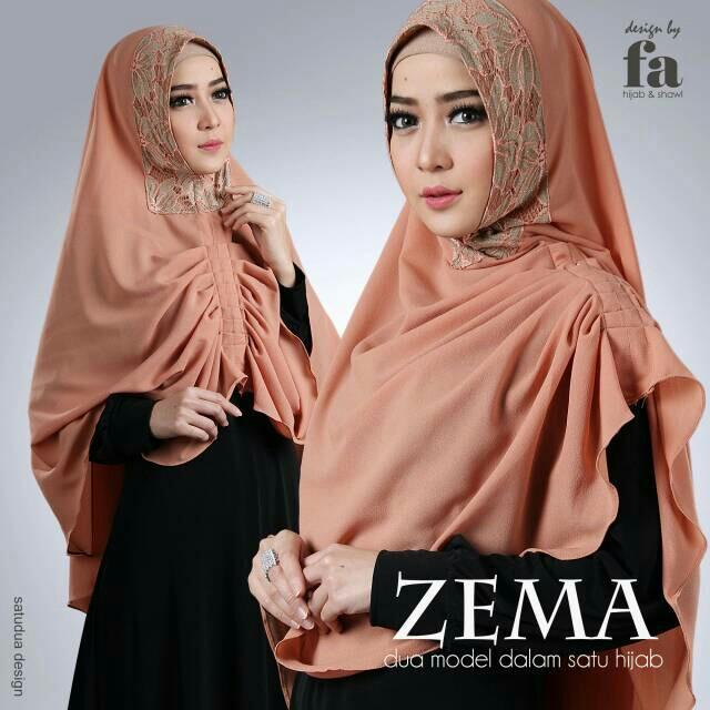 Khimar Zema by Fa hijab