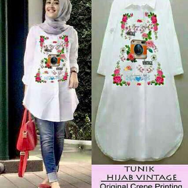 Hijab vintage