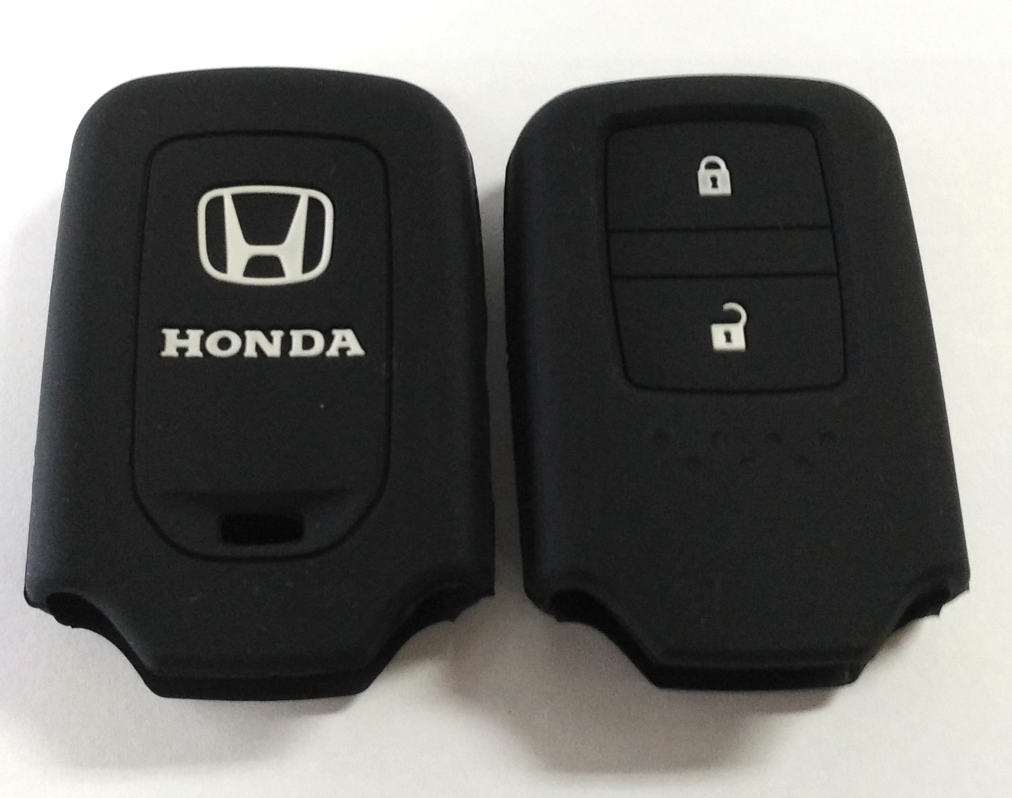 Kondom Remote Silikon Kunci Keyshirt HONDA HR-V All New Jazz Hitam