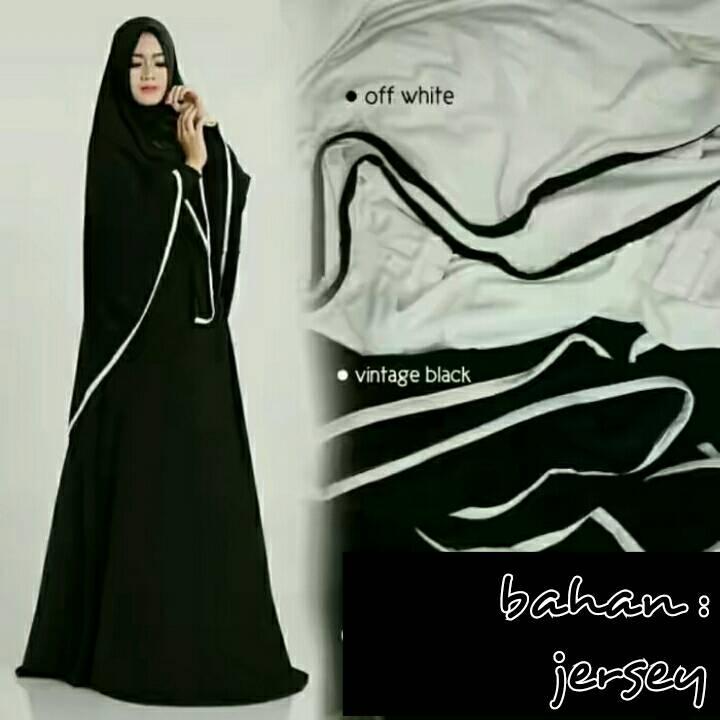 BAJU MUSLIM MURAH MERIAH DRESS / GAMIS / SETELAN / BUSANA / HIJAB 0236