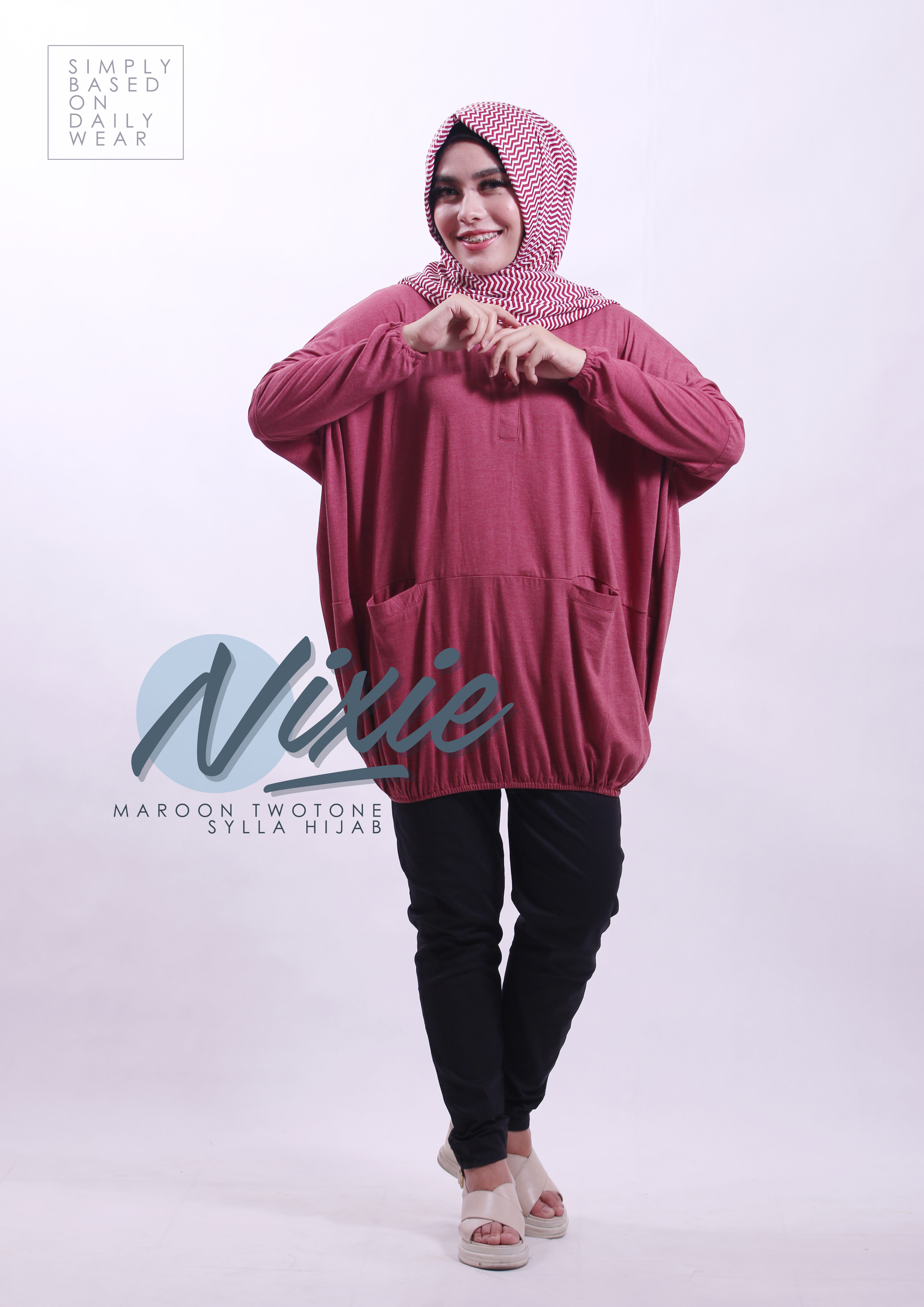 Tunic Nixie By Sylla Hijab