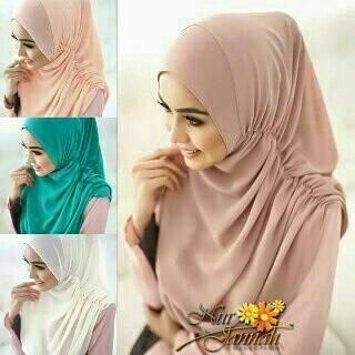 Kerudung / Kerudung Instan / Hijab / Jilbab / Wanita / Muslim