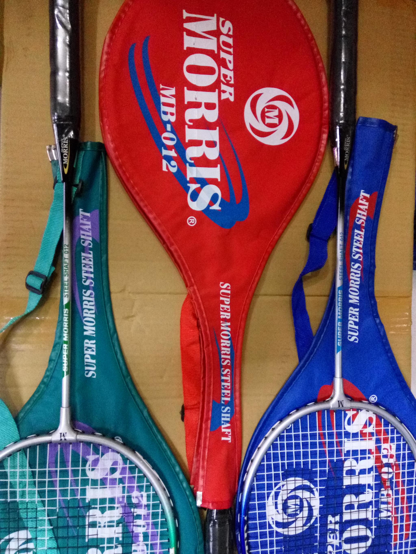 Raket badminton Morris - Blanja.com