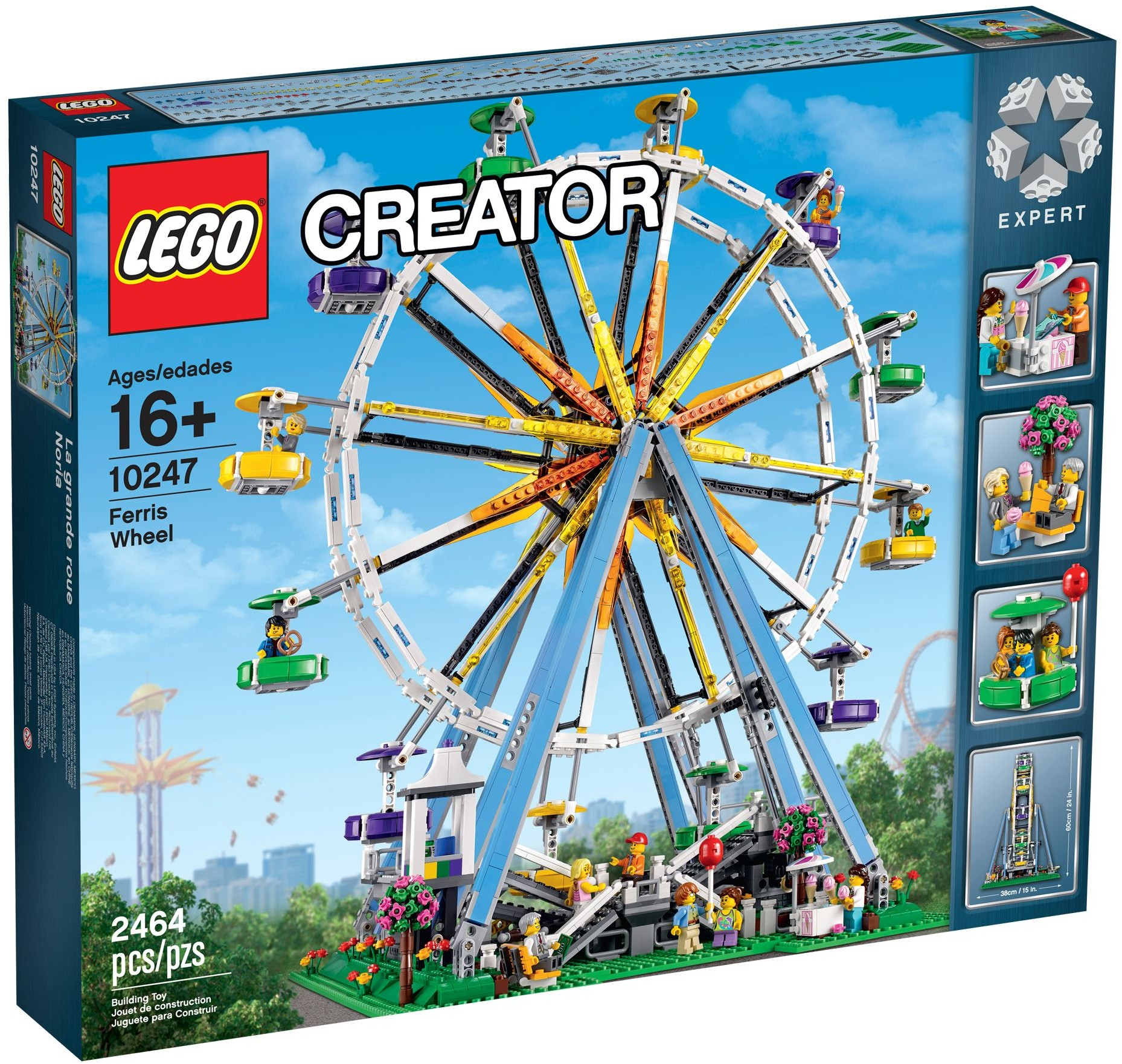 LEGO 10247 - Exclusive - Ferris Wheel