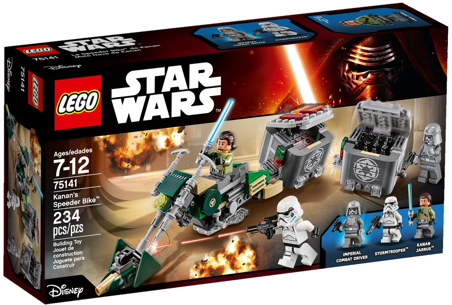 LEGO 75141 - Star Wars - Kanan's Speeder Bike