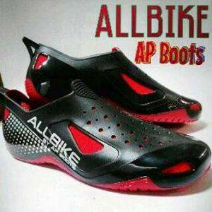 Harga Sepatu ALLBIKE Red By AP BOOTS
