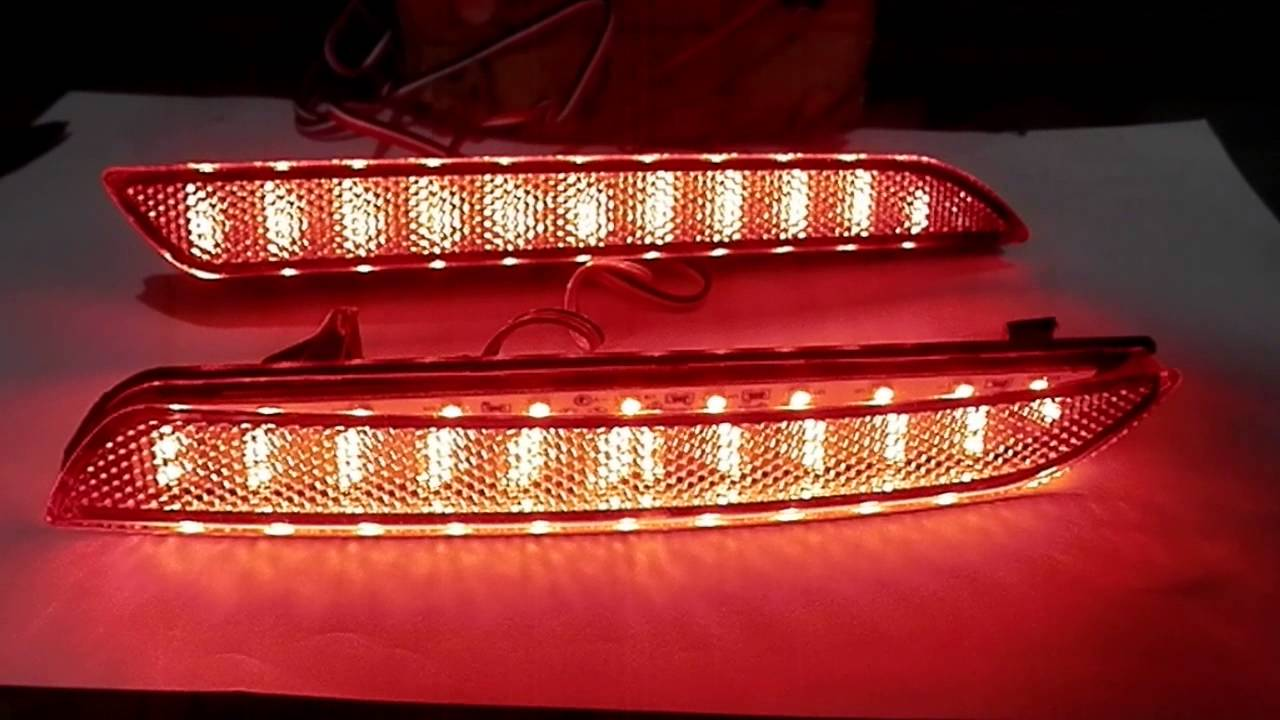 Mata Kucing - Lampu LED Reflektor Honda Jazz