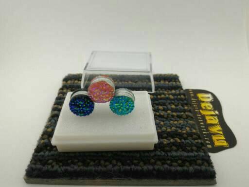 Paket 3's Bross Pin D12mm Hijab Magnet Jilbab Murah