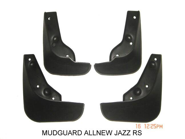 karpet lumpur / mudguard all new jazz type RS