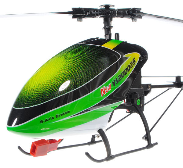 RC Helicopter Walkera NEW V120D02S 6CH 3D With Devo 7 RTF
