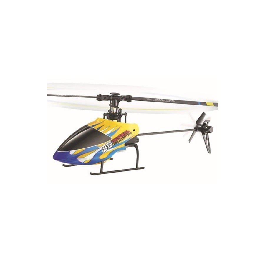 RC Helicopter SanHuan SH6050 6CH Flybarless CCPM Helicopter RTF