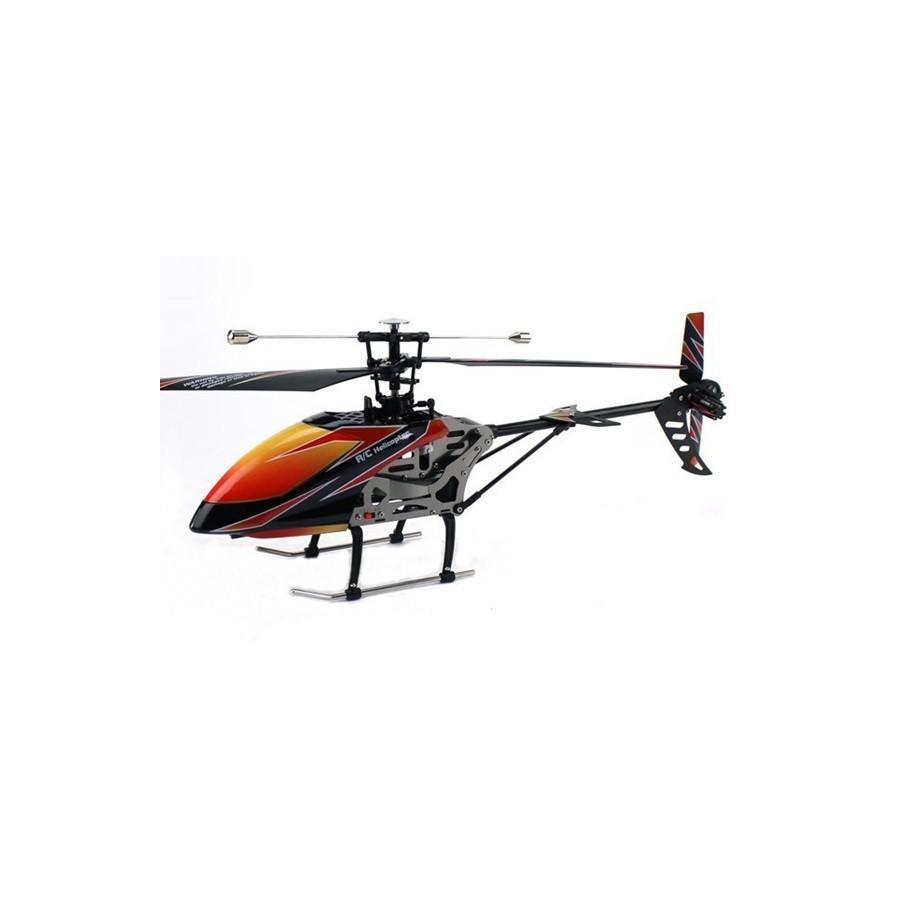 RC Helicoter WlToys V912 2.4G 4CH Single Blade RTF