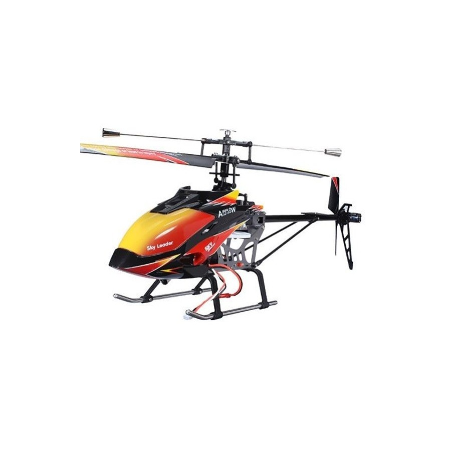 RC Helicopter WlToys V913 4CH Single Blade RTF