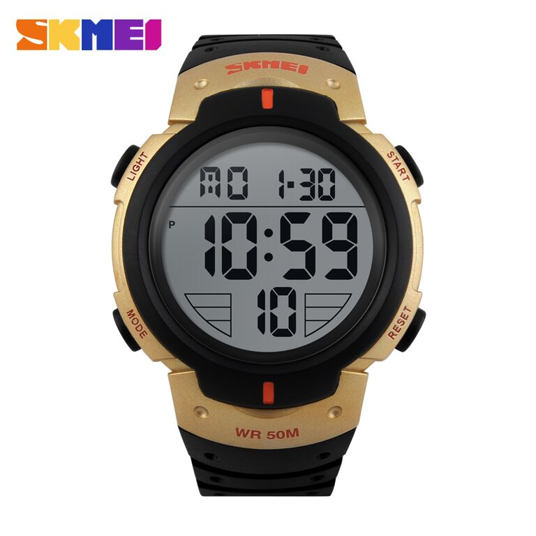 Jam Tangan SKMEI Pioneer Sport Watch Water Resistant 50m - DG1068