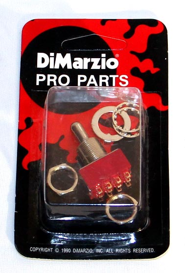 Jual Dimarzio Toggle 4PDT on/on/on EP1111 - DIY Pedal Indonesia ...