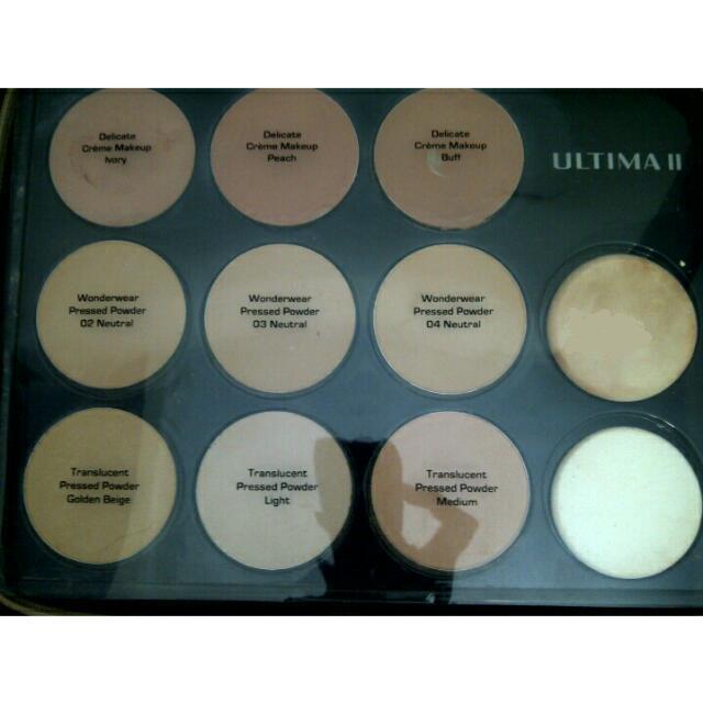 Ultima Ii Wonderwear Pressed Powder 04 Neutral Daftar Harga Source · wonderwear pressed powder 03 indonesia jual ultima ii make up palette original