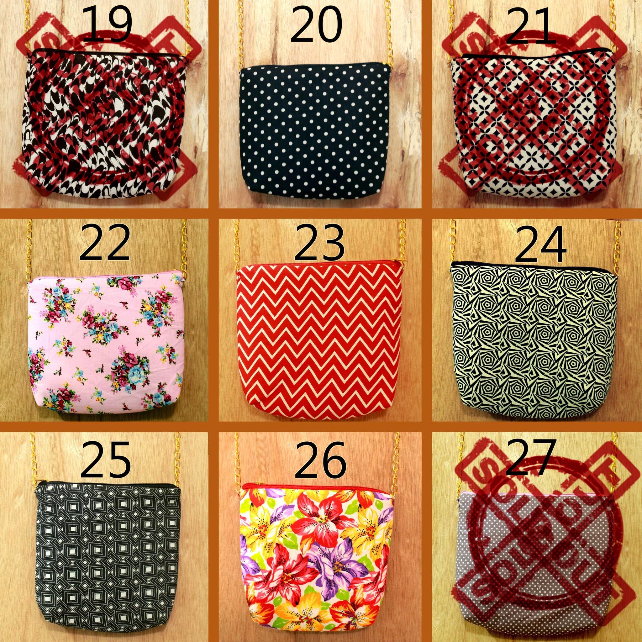 Sling bag tokopedia -  Sling Bag