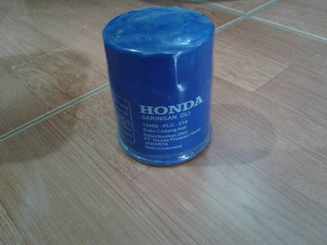 filter oli honda jazz ..