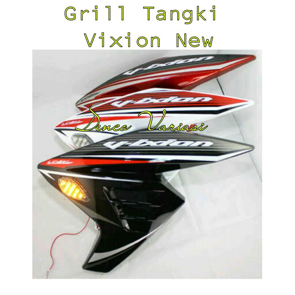 Jual Grill Tangki Vixion New Sayap Kecil Vixion Kupingan Vixion